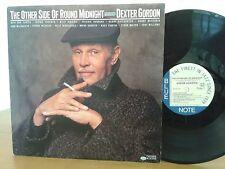 Dexter Gordon,The Other Side Of Round Midnight,Blue Note BT85135,Vinyl Jazz LP