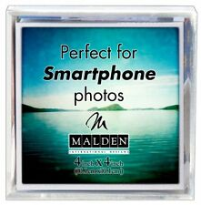 Malden Acrylic Photo Cube, 4 by 4-Inch , New, Free Shipping