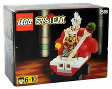LEGO 2586 Castle The Crazy LEGO King Set Retired from 1998 NEW & SEALED