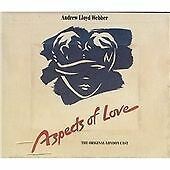 Andrew Lloyd Webber - Aspects of Love [Original Cast Recording] great nick 2cd x