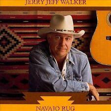Walker, Jerry Jeff, Navajo Rug, Excellent