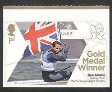 GB 2012 Olympics/Sports/Gold Medal Winners/Sailing/Ben Ainslie/Boats 1v (n35653)