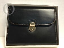 *NEW IN BOX*Vintage*DOONEY & BOURKE*Black ALTO*Planner*Agenda*Day Timer**#17044E