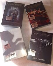 Game Of Thrones: Complete Seasons 1-4 Season 1 2 3 4 - Brand New - Ships FAST