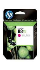 ORIGINAL & SEALED HP88XL / C9392A MAGENTA INK CARTRIDGE - SWIFTLY POSTED