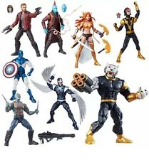 Pre-Order Case of Guardians of the Galaxy Marvel Legends Action Figures Wave 1