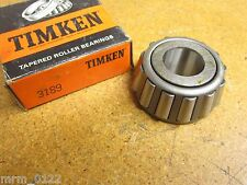 """TIMKEN 3189 BEARING TAPERED ROLLER SINGLE CONE 1"""" BORE NEW"""