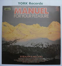 MANUEL & THE MUSIC OF THE MOUNTAINS - For Your Pleasure - Ex LP Record MFP 5598