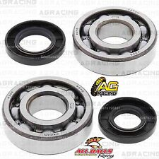 All Balls Crank Shaft Mains Bearing & Seals Kit For Kawasaki KXT 250 Tecate 1987