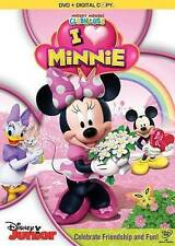 Mickey Mouse Clubhouse: I Heart Minnie New DVD