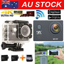 4K WIFI SJ8000 Plus HD 1080P Sports Action Camera Waterproof SJ4000 Sony SENSOR