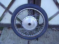 Yamaha YM1 Motorcycle Front Wheel