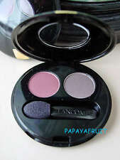 Lancome Colour Focus Eyeshadow Duo in ROSE QUARTZ & VOLCANO