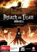 Attack on Titan Collection 1 (Eps 1-13) NEW R4 DVD