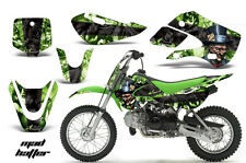 Kawasaki KX65 Mini MX AMR Racing Graphics Decal Sticker # Plate KX 65 02-12 MH G