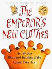 The Emperor's New Clothes w/CD by Hans Christian And Starbright Foundation