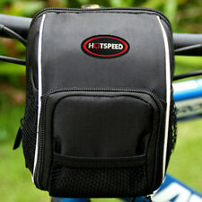 Sports Bike Handlebar Bags Cycling Leading Pack Bike Handlebar Bag with Cover SM