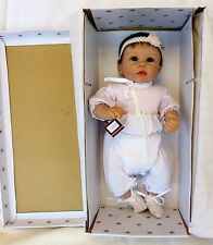 "AD ""OLIVIA'S GENTLE TOUCH"" So Truly Real 20"" RealTouch Vinyl/Cloth Doll IOB"