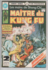 MASTER/MAITRE DU KUNG FU #60/61 french comic EDITIONS HERITAGE Howard the Duck