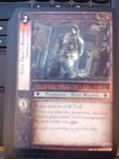 Lord of the Rings CCG Black Rider 12R86 Cave Troll`s Hammer, Unwieldy Cudgel