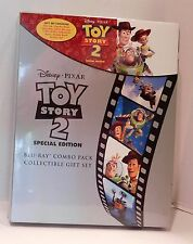 TOY STORY 2 SPECIAL ED Disney Pixar Blu-ray Combo Pack Collectible Gift Pack NEW