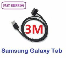 3M Data Sync Cable Charge Cord for Samsung Galaxy Tablet P1000 P-1000 Extra Long