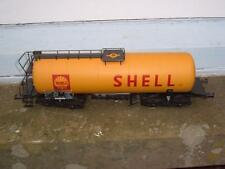 RIVAROSSI O GAUGE SHELL TANKER WAGON NO COUPLINGS PARTS DAMAGED & MISSING