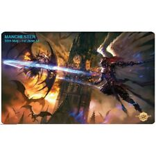 ***1x Grand Prix Manchester 2014 Playmat*** MTG -Kid Icarus-