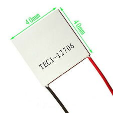 LZ Hot Selling Peltier 12V 60W 92Wmax TEC1-12706 Thermoelectric Cooler 1PCS