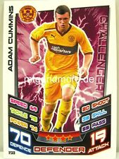 Match Attax 2012/13 SPL - Scottish Premier League - #150 Adam Cummins