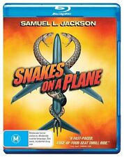Snakes On a Plane (Blu-ray, 2009) Brand New
