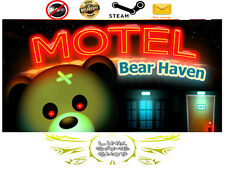 Bear Haven Nights PC & Mac Digital STEAM KEY