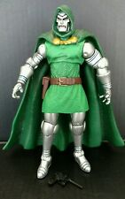 "Marvel Universe Doctor Doom Comic Pack 3.75"". Loose MINT Display Figure"