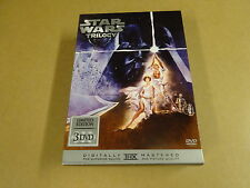 3-DVD LIMITED EDITION BOX / STAR WARS TRILOGY - IV - V - VI