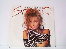 "STACEY Q ""WE CONNECT / DON'T BREAK MY HEART"" 45w/PS MINT"