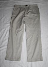 Dockers Mens Light Khaki Dress Pants Slacks Trousers W29 H36 R10.5 L26