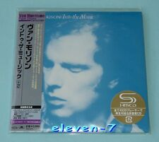 VAN MORRISON Into the music JAPAN mini lp cd  brand new & still sealed