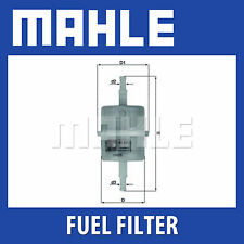 Mahle Fuel Filter KL63OF - Fits Renault - Genuine Part