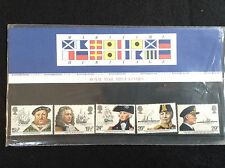 GB Royal Mail 1982 Presentation Pack #136 MARITIME - Low S&H