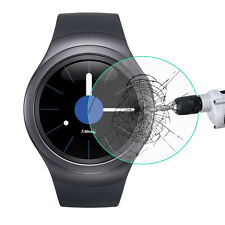 Tempered Glass Screen Protector Film for Samsung Galaxy Gear S2 R720 UK