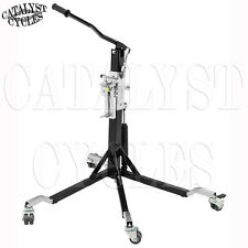 E4S Paddock Stand Sportbike Lift Motorcycle Dolly | Stand Adapter INCLUDED!