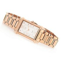 GV2 by Gevril Women's Principessa Swiss Quartz Stainless Steel Bracelet Watch