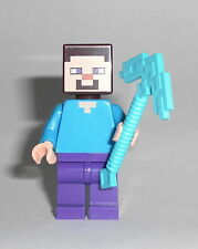 LEGO Minecraft - Steve (21116) - Figur Minifig Ideas Creeper Mine Craft 21116