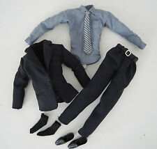 Barbie/KEN Clothes/Fashion KEN NAVY BLUE SUIT ENSEMBLE 5 PCS.