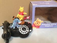 TELEFONO FISSO WINNIE POOH DISNEY CON ANIMAZIONI E MUSICA--PREZZO OFFERTA--