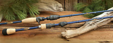 "St Croix Legend Tournament Walleye Spinning Rod LTWS80MLF2 8'0"" Medium Light 2pc"