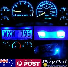 Blue Full LED Conversion Kit (dash HVAC Parker ect) Holden Commodore VN VP VR VS