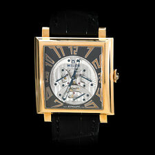 Milus 18K Rose Gold Herios Tri-retrograde Second. Dynamic Complication NEW Heavy