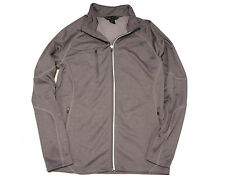NORTH END Branded with HYVE SOLUTIONS Warm-Up Jacket Color: Heather Grey Sz: S