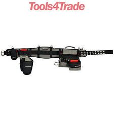 CK Magma Builders Tool Belt Set With Tool Pouch & Drill Holster MA2714A